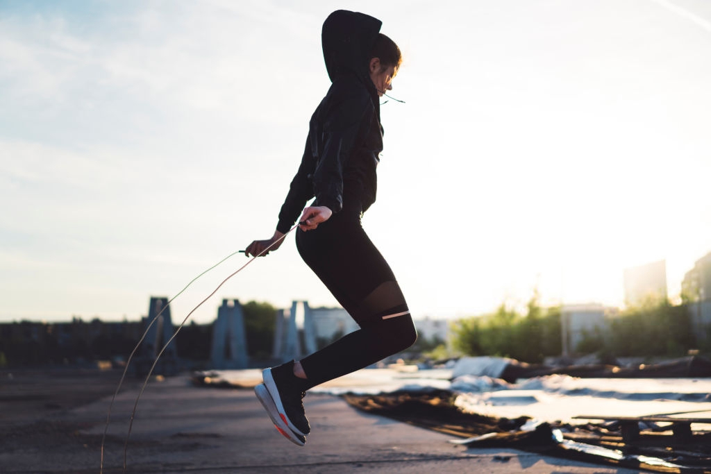 How to choose the best shoes for jumping rope