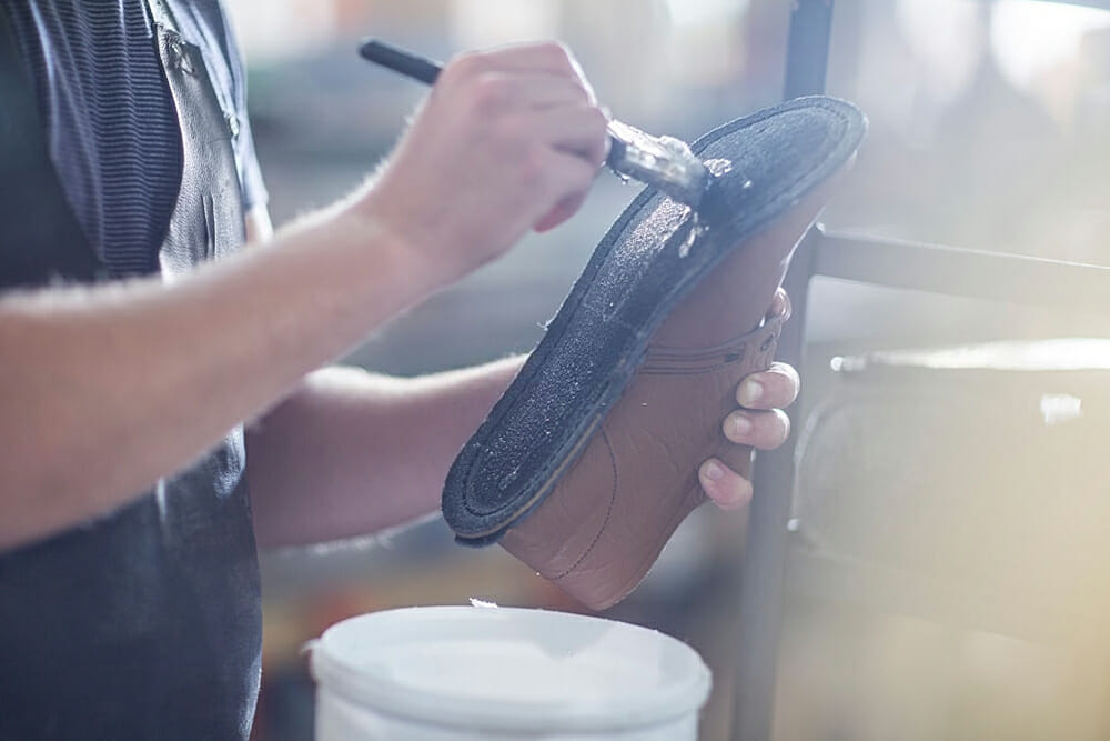 How to Use Glue for Shoes